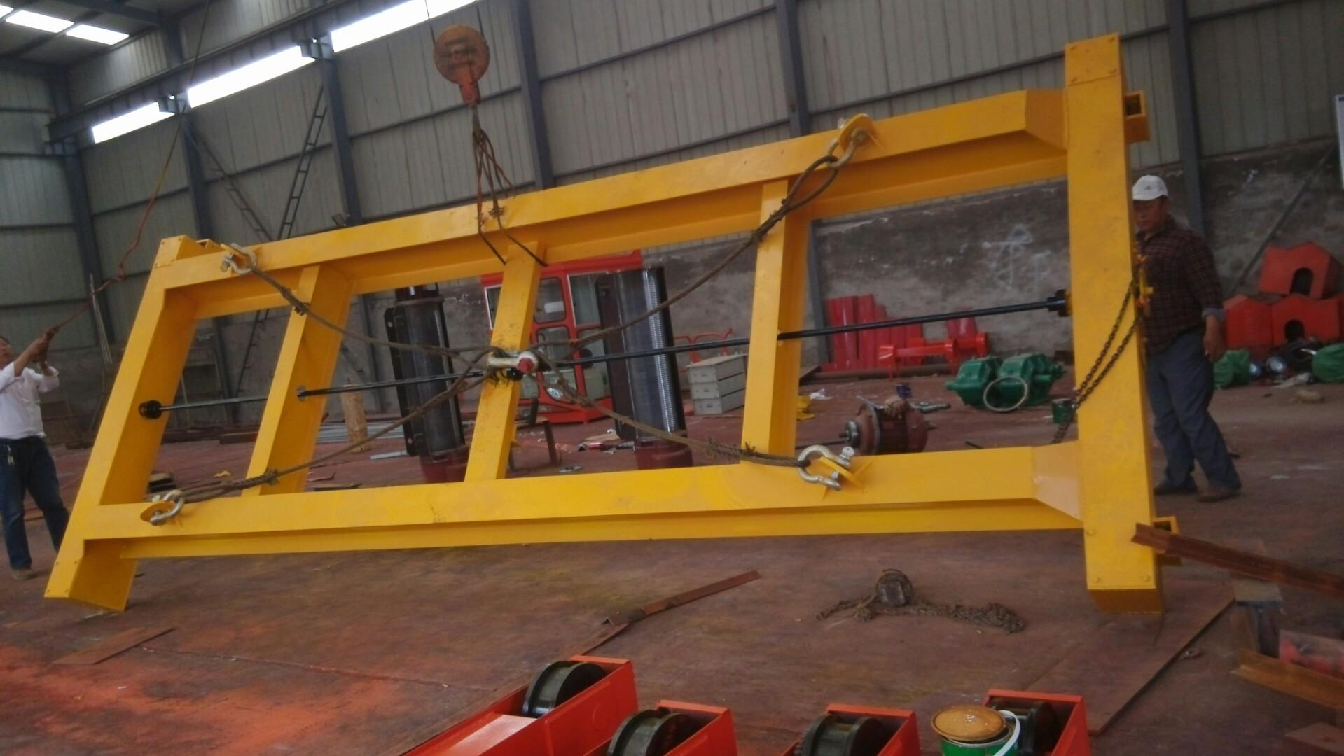 集装箱吊具生产1